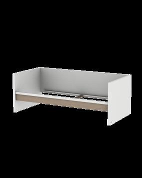 Accent - Bedbank 90x200 (excl lattenbodem)