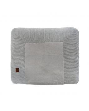 Knitted Grijs - Wassenkushoes 80x65