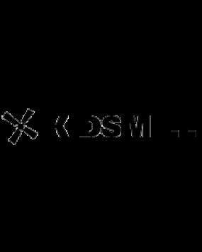 Sixties Wit Mat / Donker Grenen - Bladvergroter