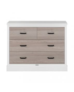 Newport II Wit / Eiken - Commode