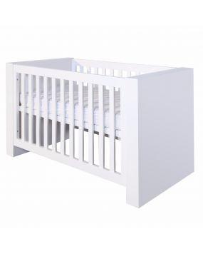 Alaska Wit / Mat - Babybed 70x140